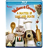 Wallace & Gromit - A Matter of Loaf and Death [Blu-ray] [Region Free]by Nick Park