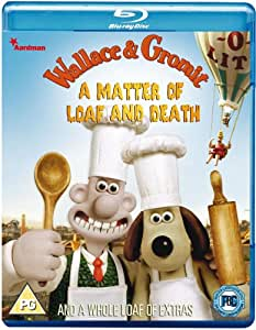 Wallace and Gromit - A Matter of Loaf and Death [Blu-ray] [UK Import]
