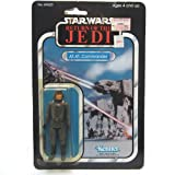 AT-AT Commander Star Wars Power of the Force Vintage Kenner Figure #1