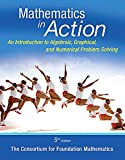 img - for Math in Action: An Introduction to Algebraic, Graphical, and Numerical Problem Solving, Plus MyMathLab -- Access Card Package (5th Edition) (What's New in Developmental Math?) book / textbook / text book