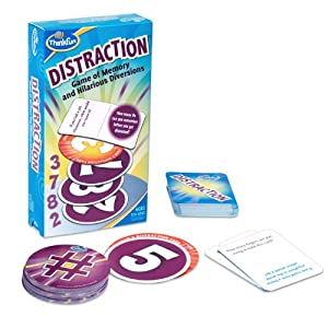 Thinkfun Distraction Card Game