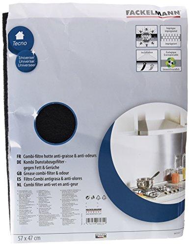 Filter Dunstabzugshaube alle Marken-Combi Polyester-57x 47cm