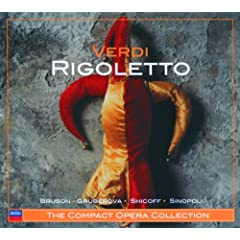 "Verdi: Rigoletto / Act 2 - ""S�, vendetta"""