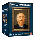 Curb Your Enthusiasm: Complete HBO Seasons 1-6 [DVD]
