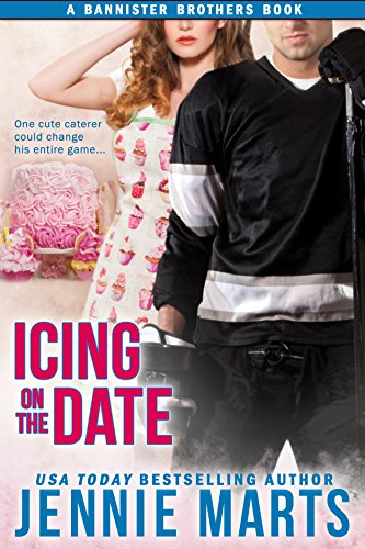 Icing On The Date: A Bannister Brothers Book by Jennie Marts ebook deal