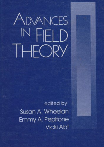 Advances in Field Theory
