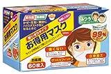 フィッティ(R) お得用マスク ふつう60枚入