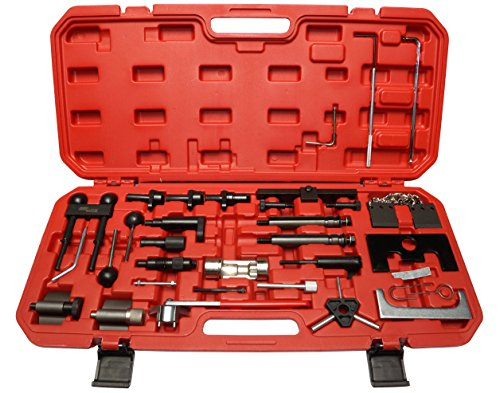 Red Line Tools RL4740 Volkswagen and Audi 4 Cylinder Gas and Diesel Timing Tool Kit