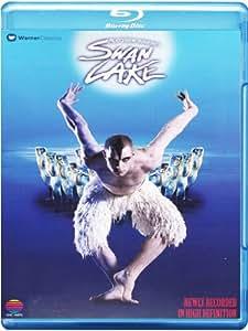 Swan Lake [Blu-ray] [2012] [Region Free]