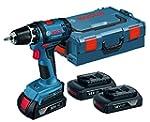 Bosch GSR 18-2-LI Professional Akkubo...