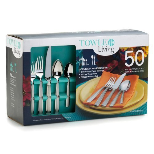 towle-living-50-piece-stainless-steel-flatware-set-by-sams-club