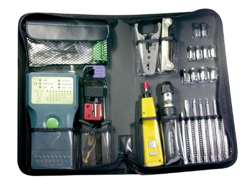 Philex 76604R LAN Installation Tool Kit