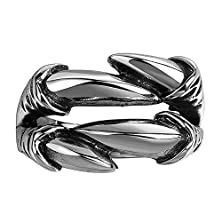 buy Cheo Rish Hot Sale Stainless Steel Claws Rings.