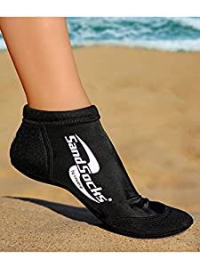 Vincere Sprites Low Top Sand Socks from Sand Socks