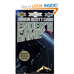 Amazon.com: Ender's Game (Ender, Book 1) (9780812550702): Orson ...
