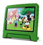 Lavolta Eva Kids Stand Shockproof Protective Case Cover for Apple iPad Air - Green