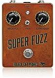 Black Cat Super Fuzz Effects Pedal