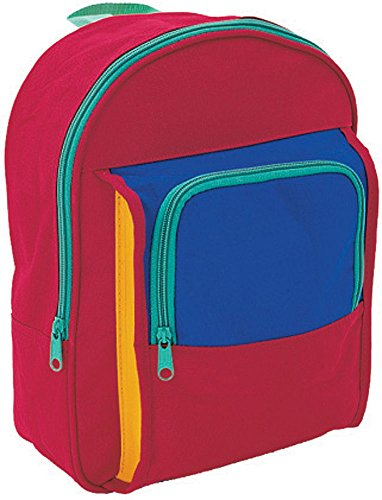 Mercury Kids Backpack Red - 1