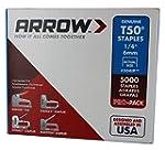 Arrow Fastener 504IP 1/4-Inch Genuine...