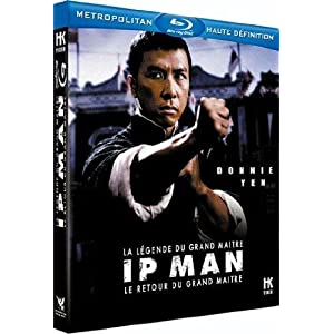 Ip Man 1 & 2 [Blu-ray]