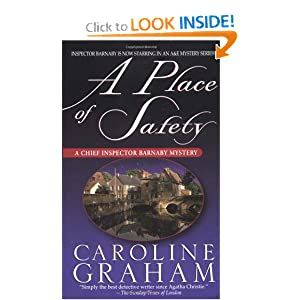 A Place of Safety - Caroline Graham