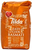Tilda Easy Cook Basmati Rice 500 g (Pack of 5)