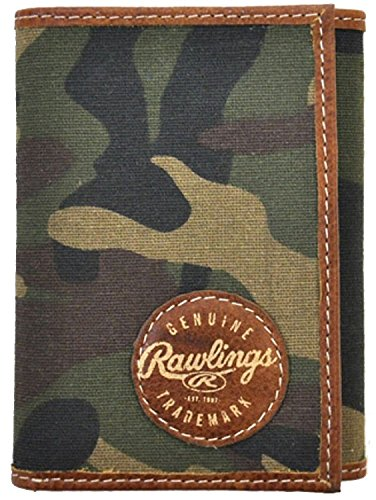 rawlings-camo-trifold-wallet