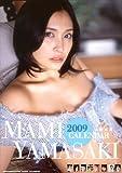 山崎真実 2009年カレンダー