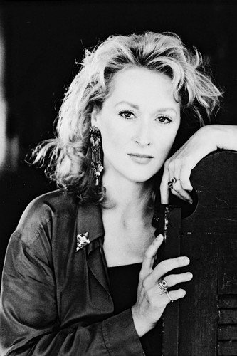 Meryl Streep In Postcards From The Edge 24x36 Poster