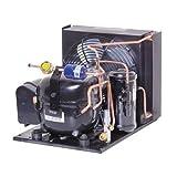 JS-Tecumseh M4FF-0050-IAA-212 R404A Commercial Temperature Condensing Units