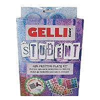 Gelli Arts Student Gel Printing Plate Kit from Gelli Arts