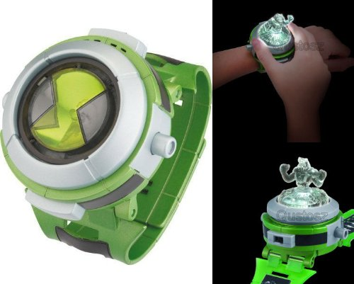 Ben 10 - 27617 - Alien Force - Ultimate Omnitrix - with exclusive Humungousaur Omnitrix Alien Figure