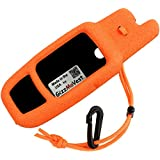 Garmin Rino 650 655t CASE made by GizzMoVest LLC in 'Hunter Orange' MADE IN THE USA