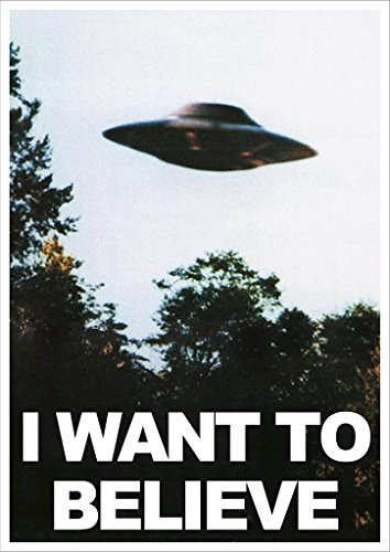 Buy I Want To Believe Now!