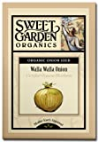 Search : Walla Walla Onion - Certified Organic Heirloom Seeds