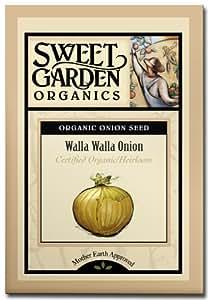 Walla Walla Onion - Heirloom Seeds