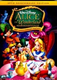 Alice In Wonderland: 60th Anniversary Edition (DVD Zone 3)