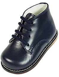 JOSMO Infant Oxfords Shoes - 8190, Navy, 5.5 W US Toddler
