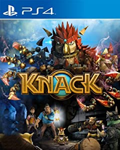 Knack (Chinese / English Language) [Playstation4]
