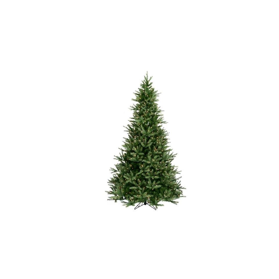 7.5 Pre Lit Frasier Fir Artificial Christmas Tree   Clear Lights