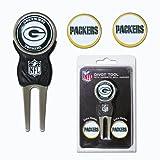 Green Bay Packers NFL Divot Tool & Ball Marker Set
