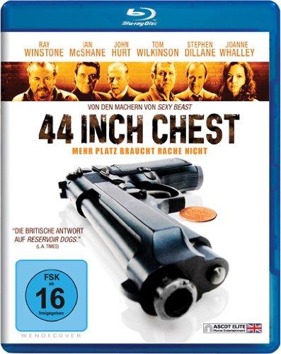 44 Inch Chest - Mehr Platz braucht Rache nicht [Blu-ray]