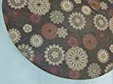 Medallion Elastic Table Cover