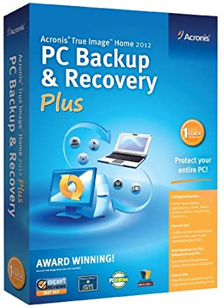 Acronis True Image Home 2012 Plus [Old Version]