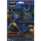 Licenses Products DC Comics Batman 4 Mini Sticker Set by C&D Visionary Inc.