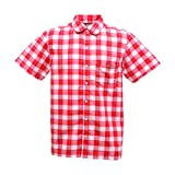Regatta Breckenridge Shirt, Men's Small (Chilli Pepper)