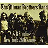 A & R Studios: New York, 26th August, 1971