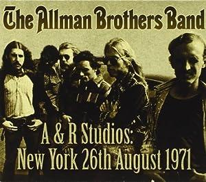 A & R Studios :New York 26th August 1971