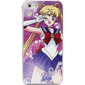 美少女戦士セーラームーン・iPhone5対応キャラクターハードケース(セーラームーンロマンティック柄])SLM-02RM