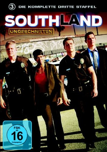 Southland - Die komplette dritte Staffel [2 DVDs]
